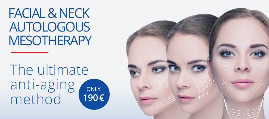 Facial & Neck Autologous Mesotherapy