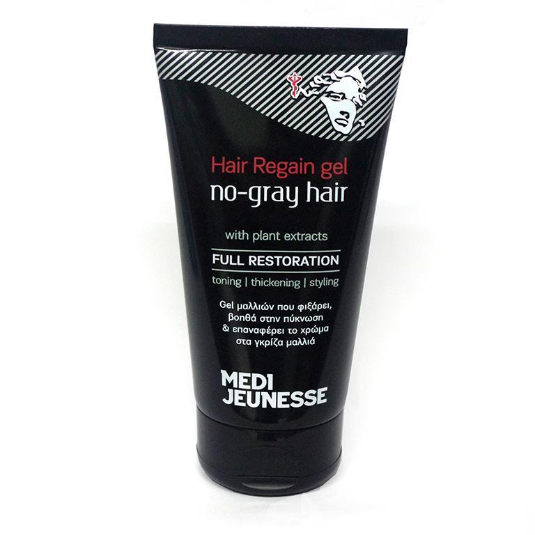 Hair Regain Gel No-Gray Hair